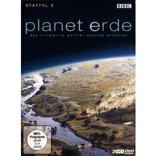 Planet Erde - Staffel 2  [3 DVDs]
