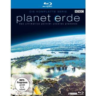 Planet Erde - Box  [5 BRs]