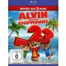 Alvin und die Chipmunks - Teil 1-3  [3 BRs]