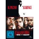 Scarface/Carlitos Way - Weg zur Macht  [2 DVDs]