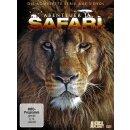 Abenteuer Safari - Die komplette Serie  [3 DVDs]
