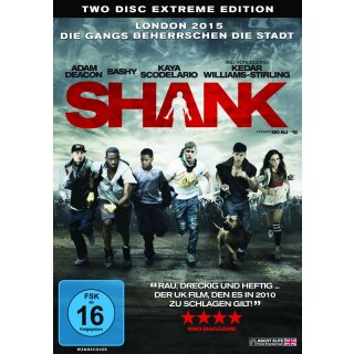 Shank - Extreme Edition  [2 DVDs]
