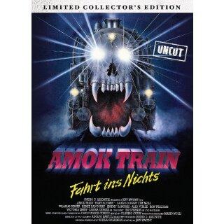 Amok Train - Uncut  [LCE] (+ DVD) - Mediabook