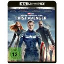 The Return of the First Avenger  (4K Ultra HD) (+ Blu-ray...