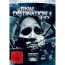 Final Destination 4 - Uncut  (3D/2D)  [2 DVDs]