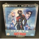 Ant-Man 4K Ultra HD Limited Edition Steelbook /Import /...