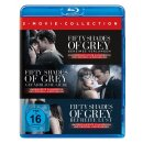 Fifty Shades of Grey - 3-Movie Collection  [3 BRs]