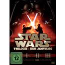 Star Wars Trilogy - Der Anfang/Episode 1-3 [3 DVDs]