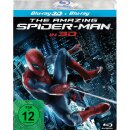 The Amazing Spider-Man 3D  (+ Blu-ray)