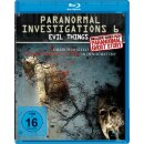 Paranormal Investigations 6 - Evil Things (inkl....