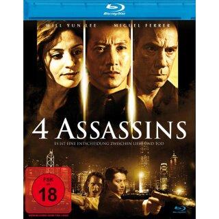 4 Assassins - Es ist eine Entscheidung zwischen Liebe und Tod