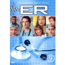 Emergency Room - Staffel 9  [3 DVDs]