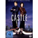 Castle - Staffel 1  [3 DVDs]