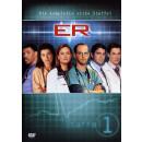 Emergency Room - Staffel 1  [4 DVDs]