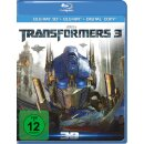 Transformers 3  (+ Blu-ray) [Sehr gut]