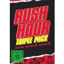 Rush Hour - Trilogy [3 DVDs]
