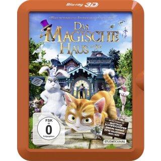 Das magische Haus (inkl. 2D-Version)