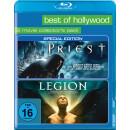 Priest/Legion - Best of Hollywood/2 Movie Collectors Pack...