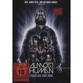 Almost Human - Uncut Edition