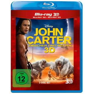 John Carter - Zwischen zwei Welten (+ Blu-ray)
