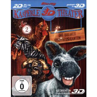 Kasperle Theater 3D - Teil 2: Die Bremer Stadtm.