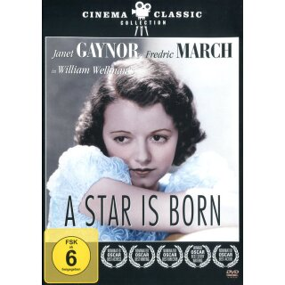 A Star is born [DVD]
