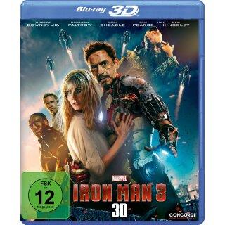 Iron Man 3  (inkl. 2D-Version)
